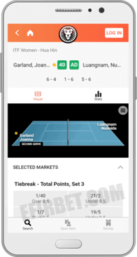 leovegas app android scommesse live